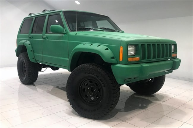 Used vehicle 2000 Jeep Cherokee Sport SUV for sale near you in Stafford, VA