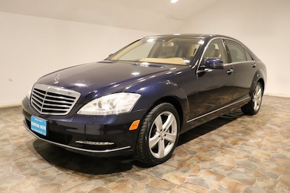 Used 2013 Mercedes-Benz S-Class For Sale at Caspian Auto