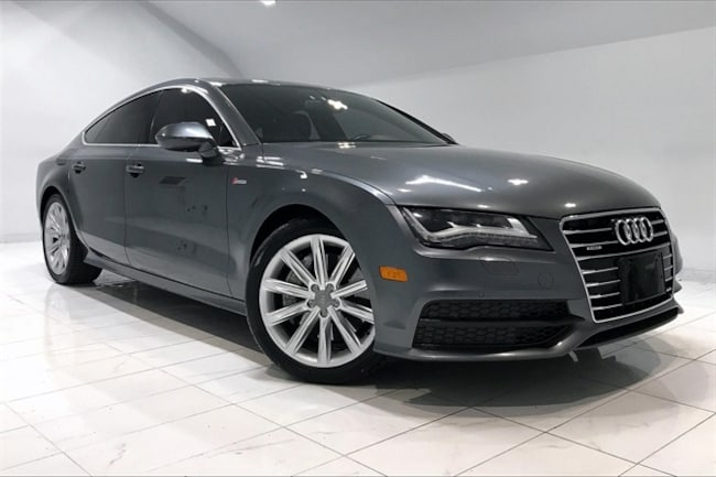 Used vehicle 2012 Audi A7 Premium Quattro Hatchback for sale near you in Stafford, VA
