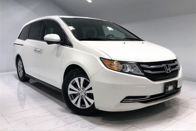 Used vehicle 2014 Honda Odyssey EX-L Minivan/Van for sale near you in Chantilly, VA