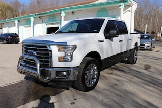 Used vehicles 2017 Ford F-150 Truck SuperCrew Cab for sale near you in Stafford, VA