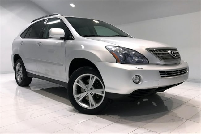 Used vehicle 2008 LEXUS RX 400h SUV for sale near you in Chantilly, VA