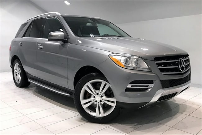 Used vehicle 2013 Mercedes-Benz M-Class ML 350 SUV for sale near you in Stafford, VA