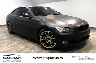 2010 BMW 3 Series 328i Coupe