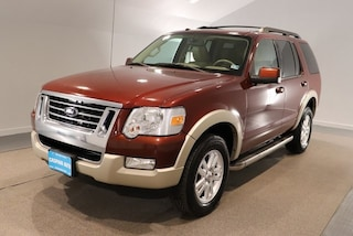 Used vehicles 2010 Ford Explorer Eddie Bauer SUV for sale near you in Stafford, VA