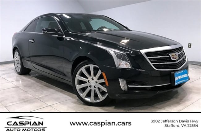 Used vehicle 2015 Cadillac ATS 2.0L Turbo Performance Coupe for sale near you in Stafford, VA