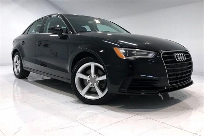 Used vehicle 2015 Audi A3 1.8T Premium Sedan for sale near you in Stafford, VA