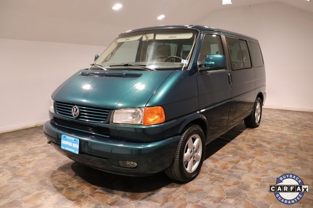 Featured used cars, trucks, and SUVs 2002 Volkswagen EuroVan GLS Van for sale near you in Stafford, VA