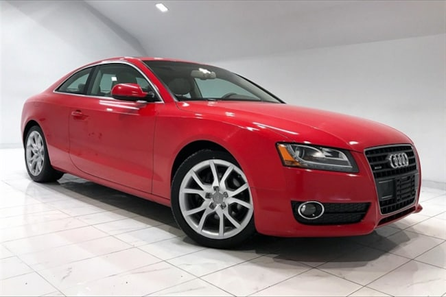 Used vehicle 2012 Audi A5 2.0T Premium Plus Coupe for sale near you in Stafford, VA