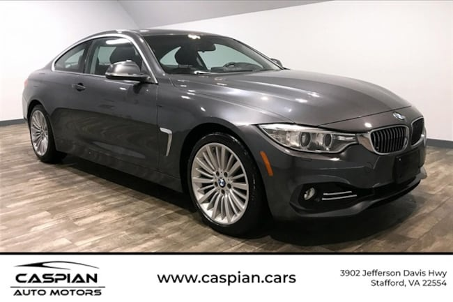 Used vehicle 2014 BMW 4 Series 428i xDrive Coupe for sale near you in Stafford, VA