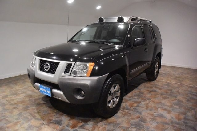 Featured used cars, trucks, and SUVs 2012 Nissan Xterra PRO-4X 4x4 (A5) SUV for sale near you in Stafford, VA