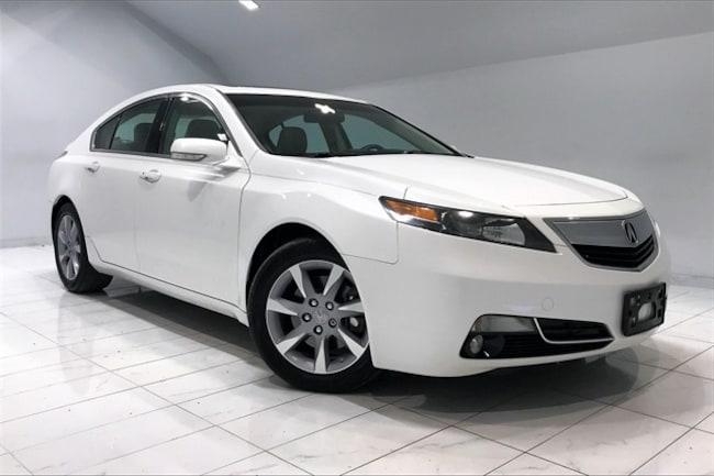 Used vehicle 2014 Acura TL 3.5 Sedan for sale near you in Stafford, VA