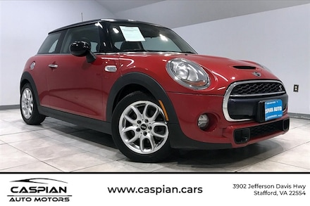 Featured used cars, trucks, and SUVs 2014 MINI Cooper S Base Hatchback for sale near you in Stafford, VA