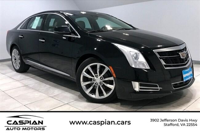 Used vehicle 2016 Cadillac XTS Premium Sedan for sale near you in Stafford, VA