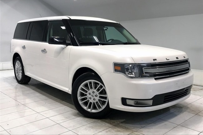 Used vehicle 2016 Ford Flex SEL SUV for sale near you in Chantilly, VA
