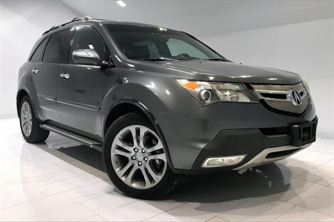 Used vehicle 2007 Acura MDX Technology SUV for sale near you in Stafford, VA