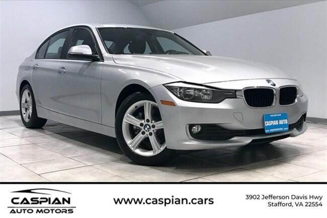 Used vehicle 2013 BMW 3 Series 320i xDrive Sedan for sale near you in Stafford, VA