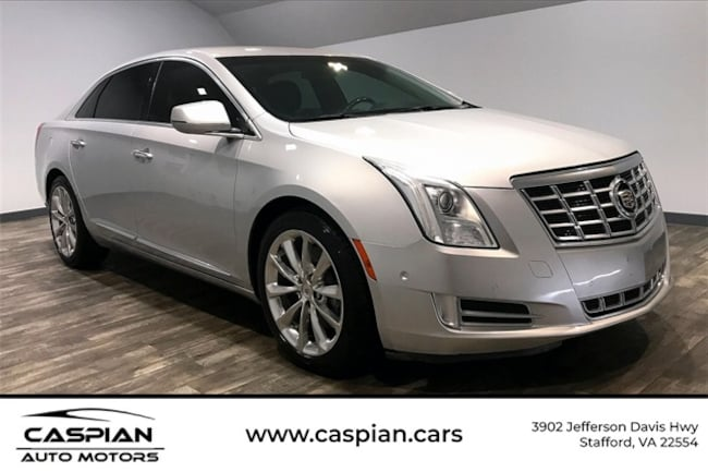 Used vehicle 2014 Cadillac XTS Luxury Sedan for sale near you in Stafford, VA