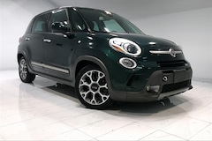 Discounted bargain used vehicles 2014 FIAT 500L Trekking Hatchback for sale near you in Stafford, VA