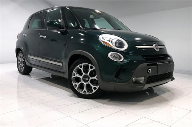 Used vehicle 2014 FIAT 500L Trekking Hatchback for sale near you in Stafford, VA