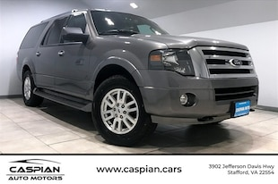 2013 Ford Expedition EL Limited SUV