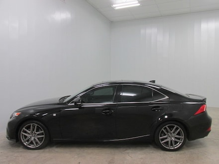 2015 LEXUS IS 350 4dr Sdn AWD Car
