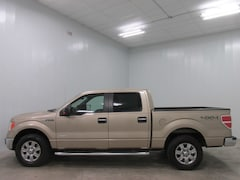 2011 Ford F-150 4WD Supercrew 145 XLT Crew Cab Pickup