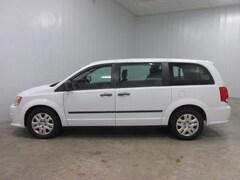 2016 Dodge Grand Caravan 4dr Wgn American Value Pkg Mini-van, Passenger