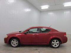 2008 Dodge Avenger 4dr Sdn SXT FWD *Ltd Avail* Car