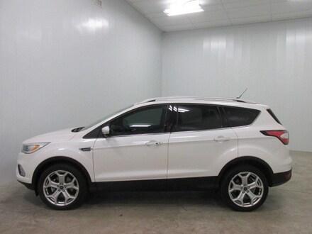 2018 Ford Escape Titanium 4WD Sport Utility