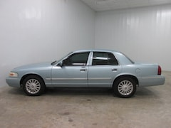 2009 Mercury Grand Marquis LS Car