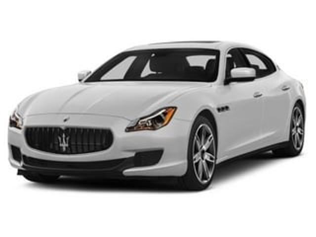 2014 Maserati Quattroporte GTS Car