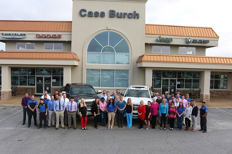 Cass Burch Chrysler Dodge Jeep RAM in Valdosta, Georgia