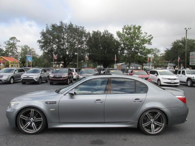 2006 BMW 5 Series Car