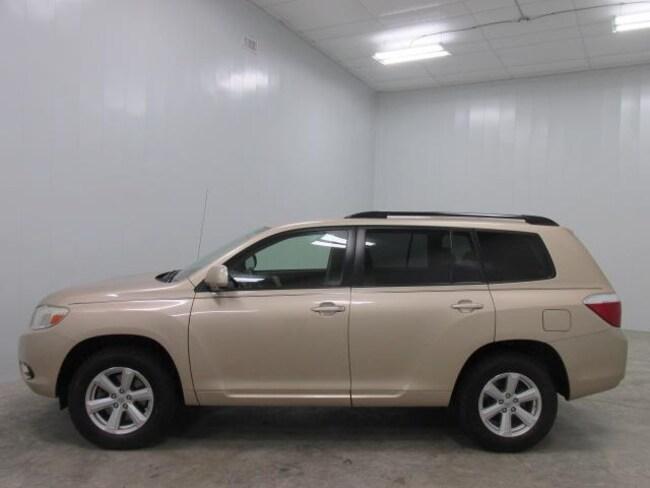 2008 Toyota Highlander Base Sport Utility
