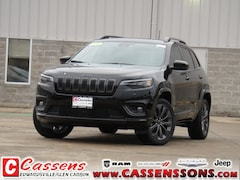 2020 Jeep Cherokee HIGH ALTITUDE FWD Sport Utility