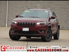 2019 Jeep Cherokee HIGH ALTITUDE FWD Sport Utility