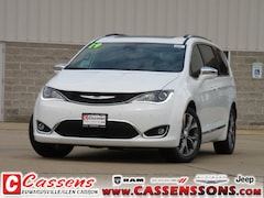 2019 Chrysler Pacifica 35TH ANNIVERSARY LIMITED Passenger Van
