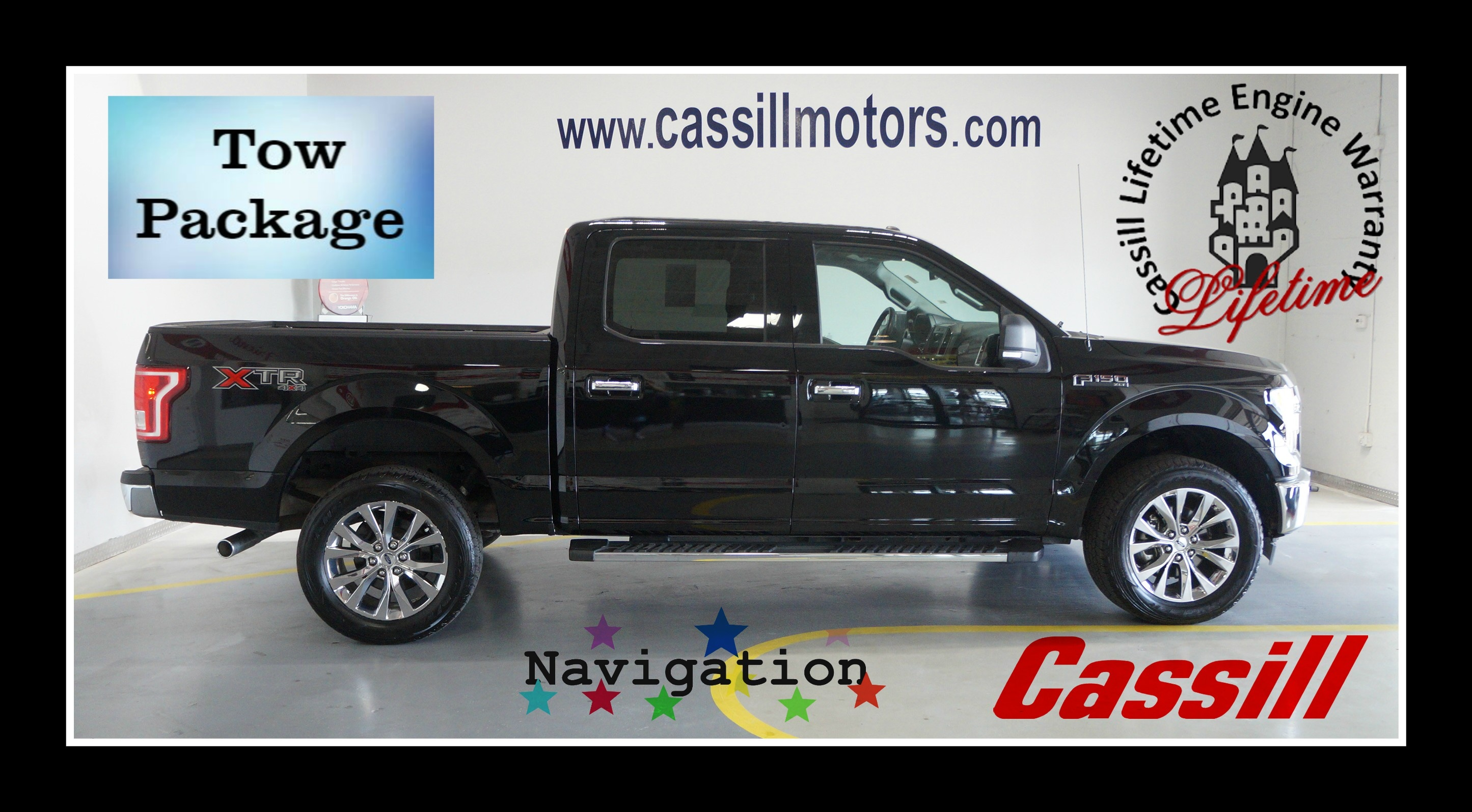 Used 2017 Ford F 150 For Sale At Cassill Motors Inc Vin 1ftew1ef3hfa61133
