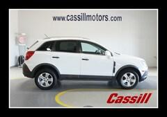 Bargain Used 2013 Chevrolet Captiva Sport 2LS SUV for sale near you in Cedar Rapids, IA