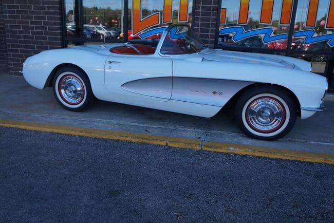 1957 Chevrolet Corvette Coupe