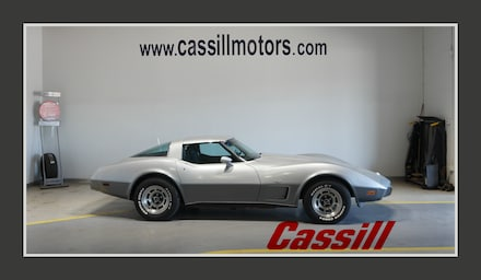 Featured Pre-Owned 1978 Chevrolet Corvette Coupe CO for sale near you in Cedar Rapids, IA