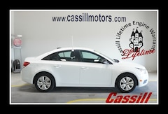 Used 2016 Chevrolet Cruze Limited LS Auto Sedan for sale near you in Cedar Rapids, IA