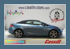 Used 2017 Buick Cascada Premium Convertible for sale near you in Cedar Rapids, IA