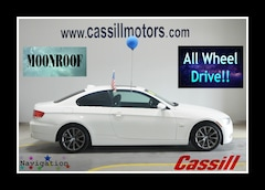 Used 2009 BMW 335i xDrive Coupe for sale near you in Cedar Rapids, IA