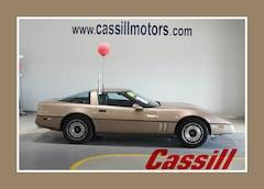Bargain Used 1984 Chevrolet Corvette Coupe CP for sale near you in Cedar Rapids, IA