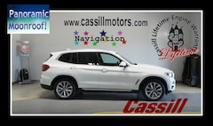 2019 BMW X3 sDrive30i SAV for sale near you in Cedar Rapids, IA