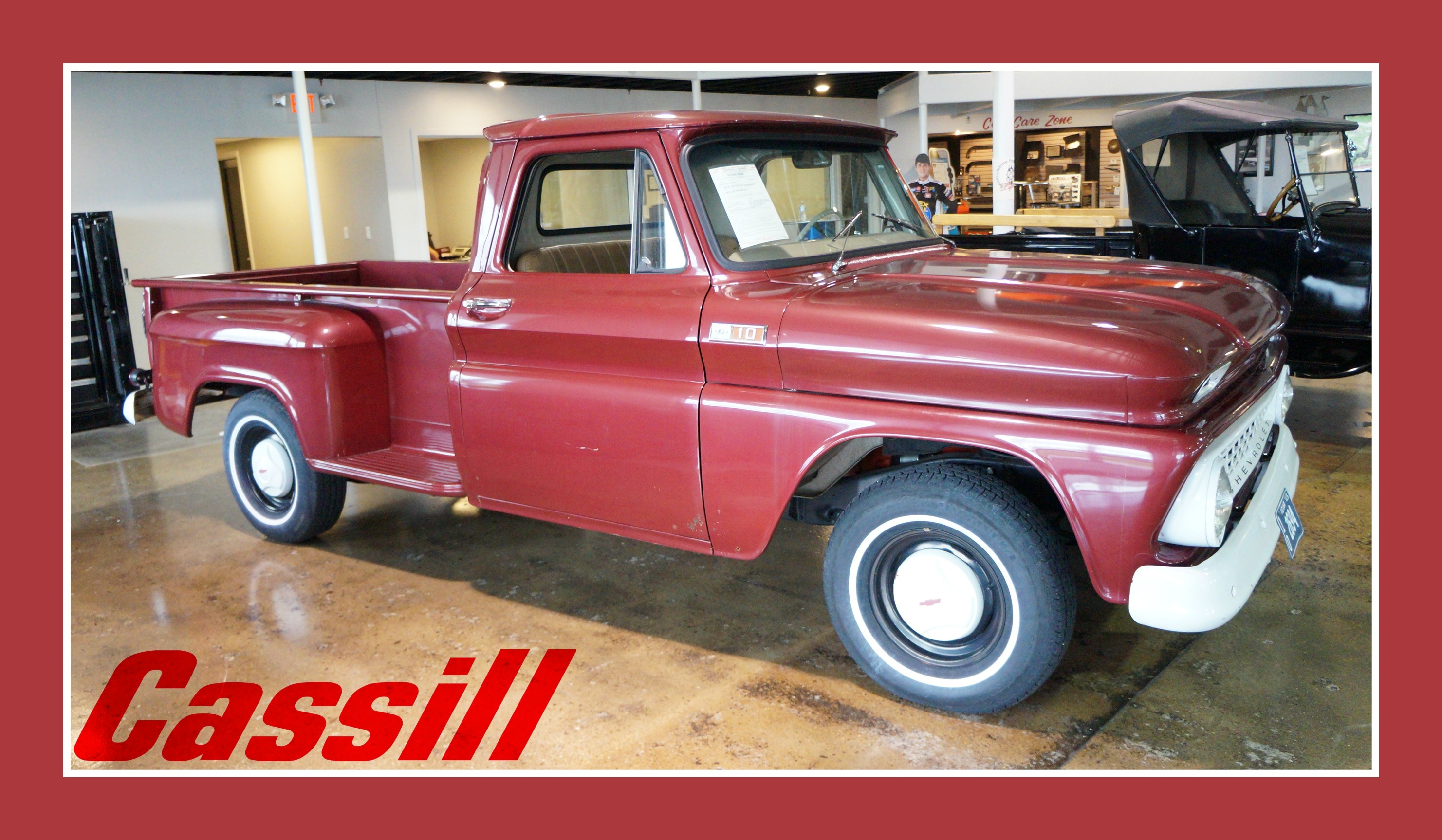 Featured Pre-Owned 1965 Chevrolet C10 for sale near you in Cedar Rapids, IA