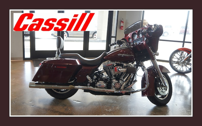 2008 Harley-Davidson Flhx Road / Street RS