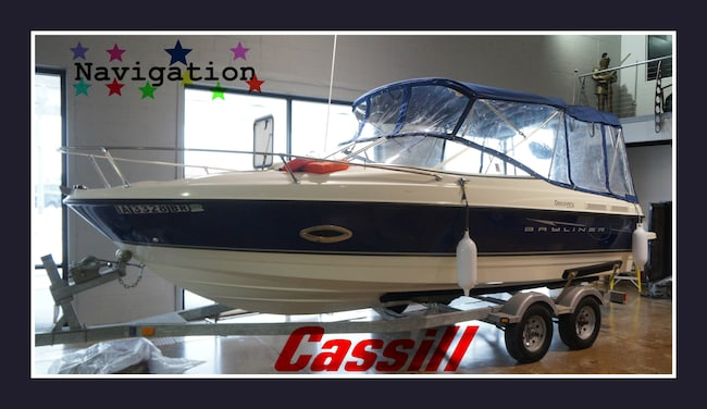 2009 Bayliner 210 Cutty Discovery